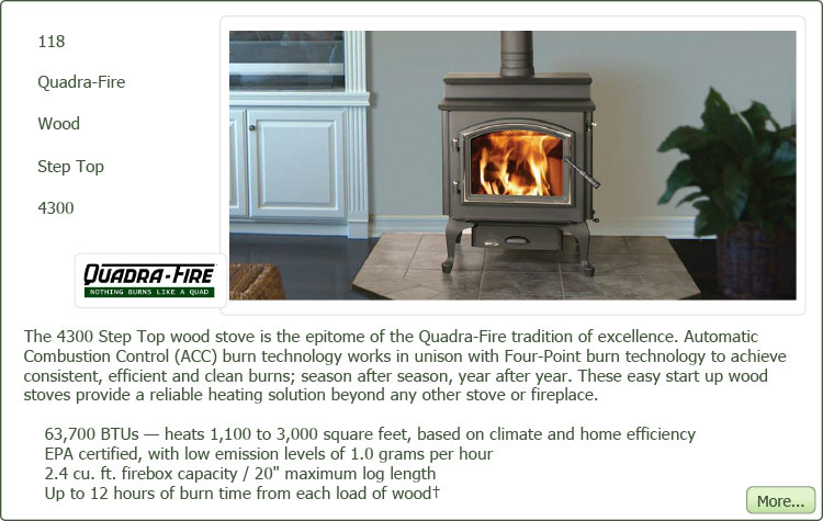 Tall Pines Farm Stoves & Fireplaces